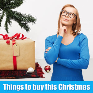 Things to buy this Christmas