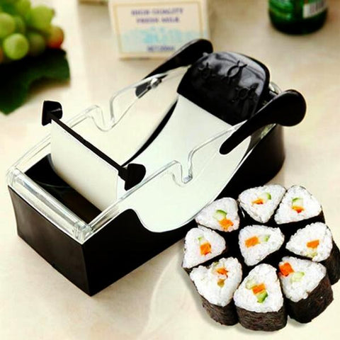 Easy shushi maker