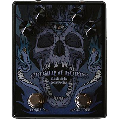 BLACK ARTS TONEWORKS Crown of Horns Pedals and FX Black Art Toneworks