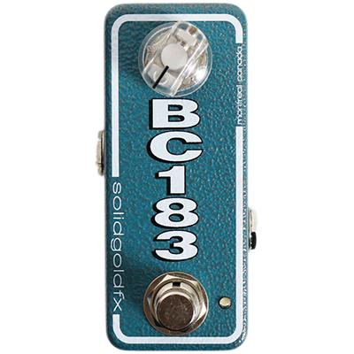SOLID GOLD FX BC 183 Mini Booster