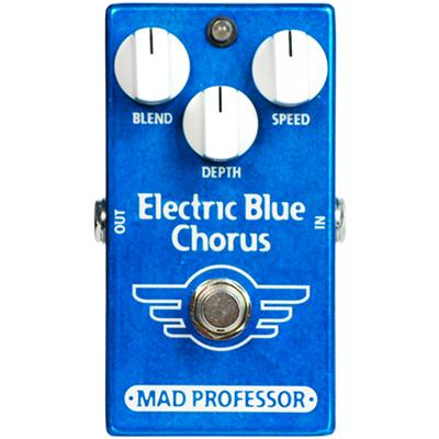 MAD PROFESSOR Electric Blue Chorus Pedals and FX Mad Professor