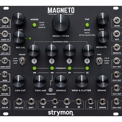 STRYMON Magneto Pedals and FX Strymon