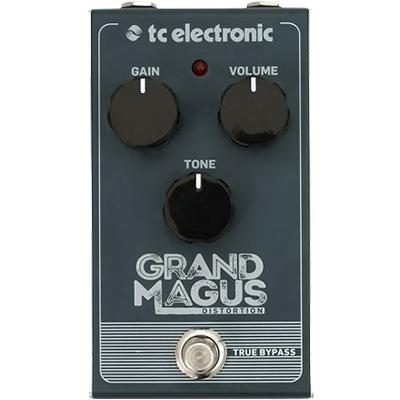 TC ELECTRONIC Grand Magus Distortion Pedals and FX TC Electronic