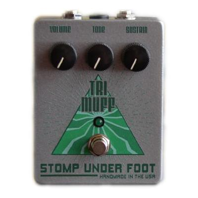 STOMP UNDER FOOT Classic 1970 TRI-Muff V6