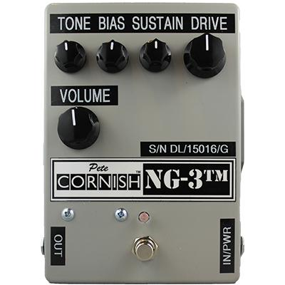 PETE CORNISH NG-3 Grey Series Pedals and FX Pete Cornish