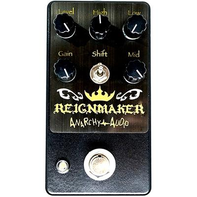 ANARCHY AUDIO Reignmaker Pedals and FX Anarchy Audio