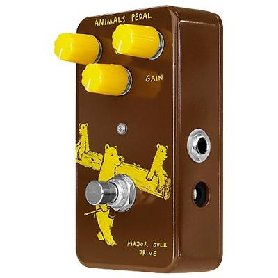 ANIMALS PEDAL Major Overdrive by Skreddy Pedals and FX Animals Pedal