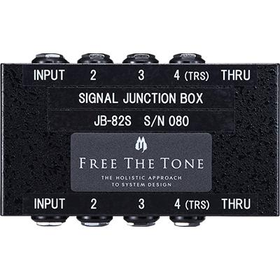 FREE THE TONE JB-82s Signal Junction Box Pedals and FX Free The Tone