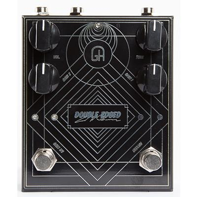 GREENHOUSE Double Edged Distortion Pedals and FX Greenhouse Effects