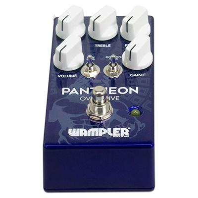 WAMPLER Pantheon Pedals and FX Wampler