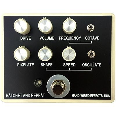 RECOVERY EFFECTS Ratchet and Repeat Pedals and FX Recovery Effects