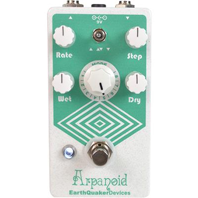 EARTHQUAKER DEVICES Arpanoid Pedals and FX Earthquaker Devices