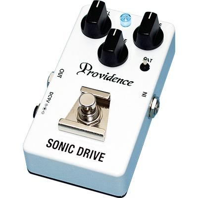PROVIDENCE SDR-4R Sonic Drive Pedals and FX Providence