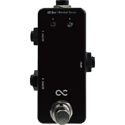 ONE CONTROL Minimal Series AB Box Pedals and FX One Control