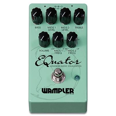 WAMPLER Equator Pedals and FX Wampler