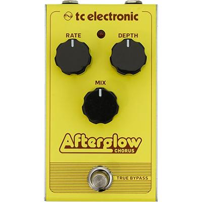 TC ELECTRONIC Afterglow Chorus Pedals and FX TC Electronic