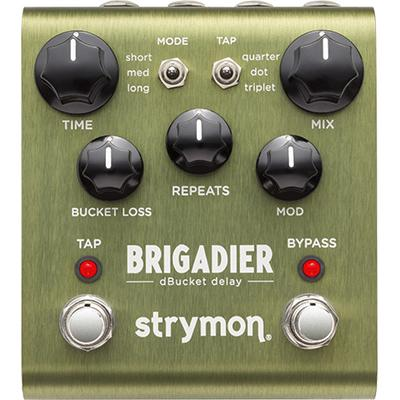 STRYMON Brigadier Delay Pedals and FX Strymon