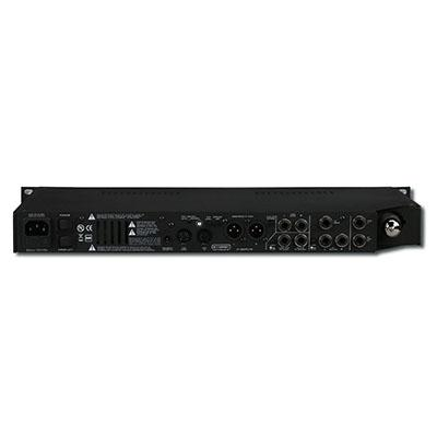 SYNERGY AMPS SYN-2 Rack Mount Dual Module Base Unit Amplifiers Synergy Amps