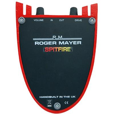 ROGER MAYER Spitfire Pedals and FX Roger Mayer