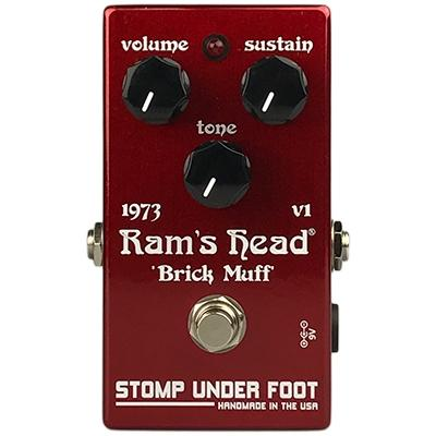 STOMP UNDER FOOT Brick Muff
