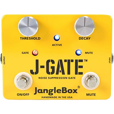 JANGLEBOX J-Gate Pedals and FX Janglebox