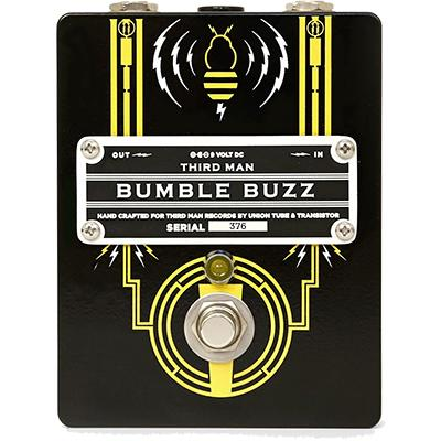 THIRD MAN RECORDS Bumble Buzz Pedals and FX Third Man Records