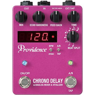 PROVIDENCE DLY-4 Chrono Delay Pedals and FX Providence