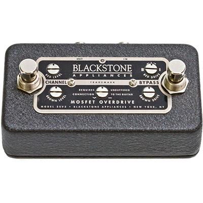BLACKSTONE APPLIANCES Mosfet Overdrive Pedals and FX Blackstone Appliances