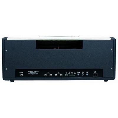 DIVIDED BY 13 FTR37 Head - Black/Egg Amplifiers Divided By 13