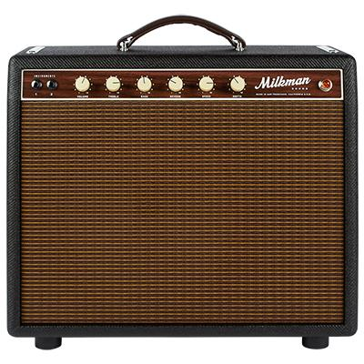 MILKMAN SOUND 20W Creamer - Jupiter Alnico - Black Tweed Amplifiers Milkman Sound