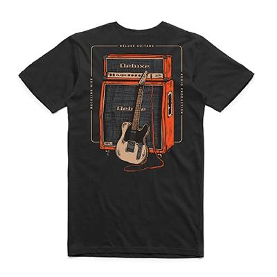 "DELUXE T-Shirt ""RIG"" - XL Accessories Deluxe Guitars"