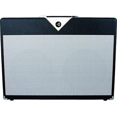 DIVIDED BY 13 2x12F Cabinet - Black/Egg - G12H/G12BLUE Amplifiers Divided By 13