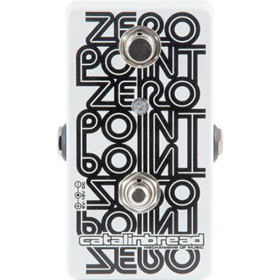 CATALINBREAD Zero Point Pedals and FX Catalinbread