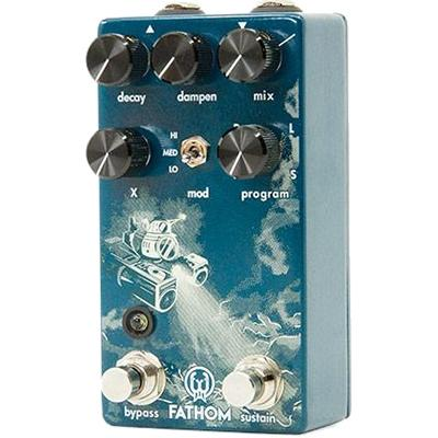 WALRUS AUDIO Fathom Multi-Function Reverb Pedals and FX Walrus Audio