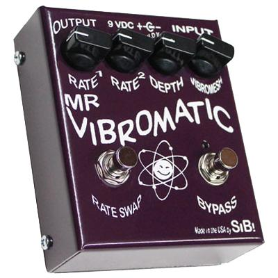 SIB! FX Mr Vibromatic