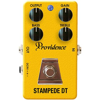 PROVIDENCE SDT-2 Stampede DIST Pedals and FX Providence