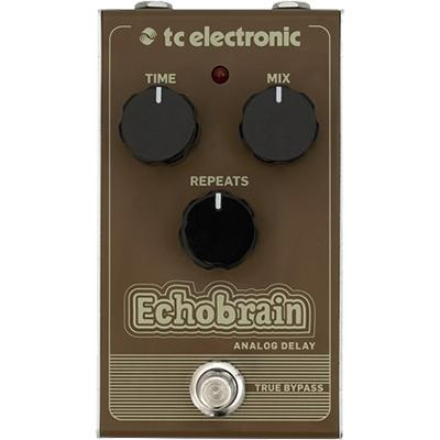 TC ELECTRONIC Echobrain Analog Delay Pedals and FX TC Electronic