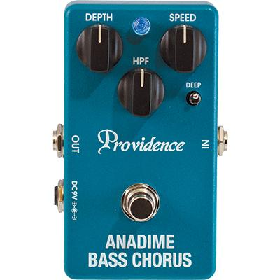 PROVIDENCE ABC-1 Anadime Bass Chorus Pedals and FX Providence