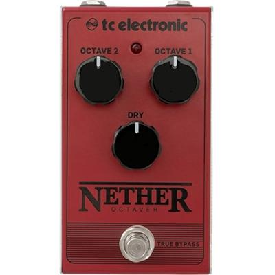 TC ELECTRONIC Nether Octaver Pedals and FX TC Electronic