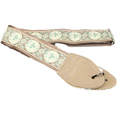 "SOULDIER STRAPS Vintage 1.5"" - Medallion Taupe Accessories Souldier Straps"