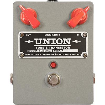UNION TUBE & TRANSISTOR Sub Buzz Pedals and FX Union Tube & Transistor