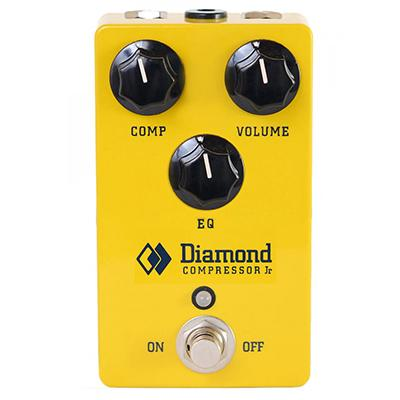 DIAMOND Compressor Jr Pedals and FX Diamond Pedals