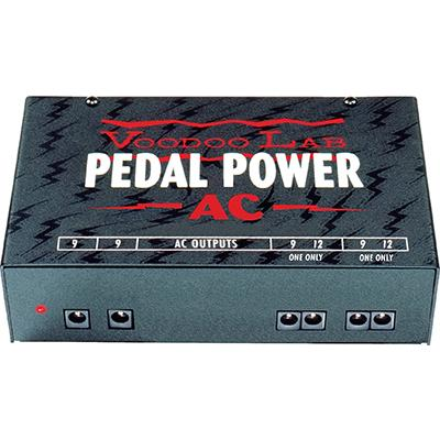 VOODOO LAB Pedal Power AC Pedals and FX Voodoo Lab