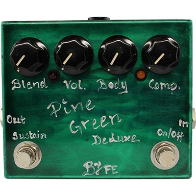 BJF ELECTRONICS Pine Green Compressor Deluxe
