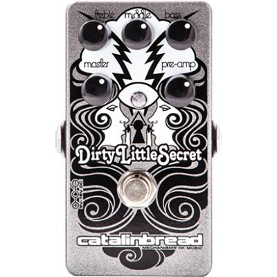 CATALINBREAD Dirty Little Secret MK III Pedals and FX Catalinbread