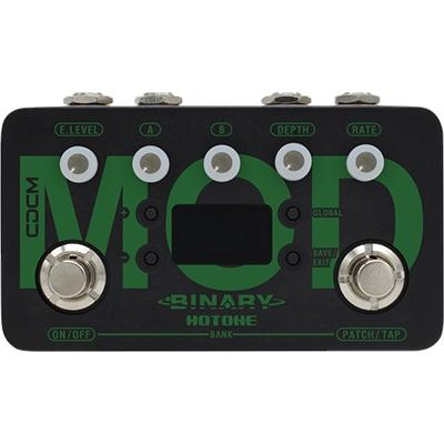 HOTONE Binary MOD Pedals and FX Hotone