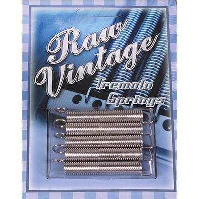 RAW VINTAGE Tremolo Springs - RVTS-1 Accessories Raw Vintage