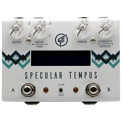 GFI SYSTEM Specular Tempus Pedals and FX GFI System
