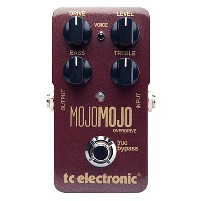 TC ELECTRONIC Mojomojo Overdrive Pedals and FX TC Electronic