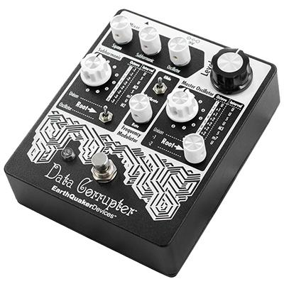 EARTHQUAKER DEVICES Data Corrupter Pedals and FX Earthquaker Devices